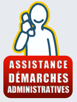 Assistance démarches administratives