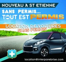 location voiture sans permis saint etienne loire 42 interparebrise le sp cialiste fran ais. Black Bedroom Furniture Sets. Home Design Ideas